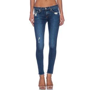 Rag & Bone Skinny Jeans In La Paz